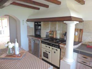 Kitchen Provence Saint Tropez holiday rental villa