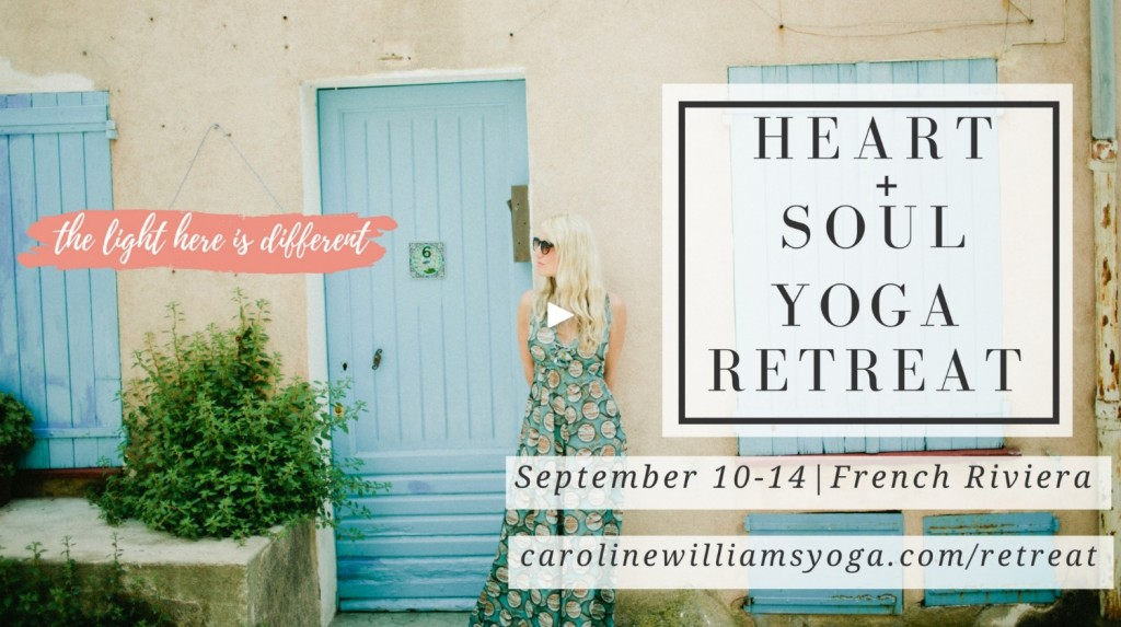 Yoga Retreat at Villa Tropez Sept 10-14, 2107