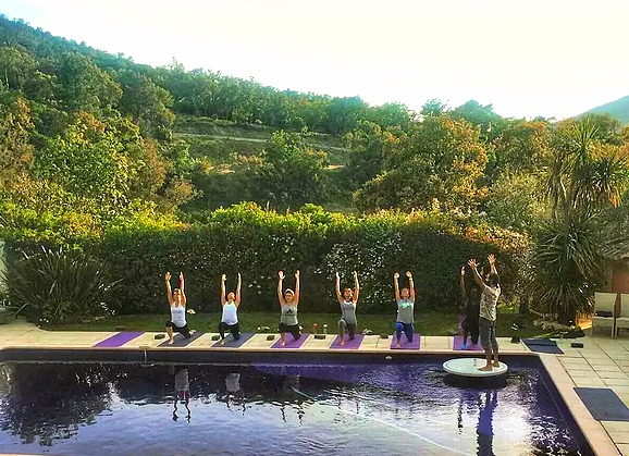 Fitness & Pilates Retreat France … 4th to 9th June