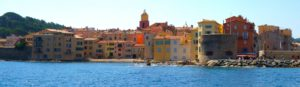 Port of Saint Tropez holiday rental villa