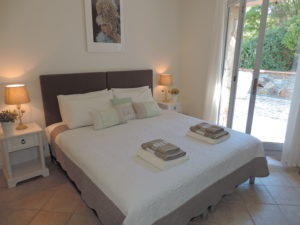 Bedroom 2 Saint Tropez holiday rental villa Provence France