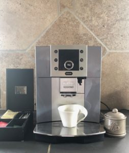 Coffee Machine Kitchen Provence Saint Tropez holiday rental villa